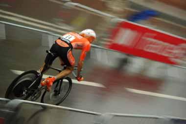 allenamento ciclistico