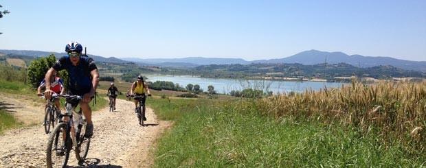 Tour bici Trasimeno
