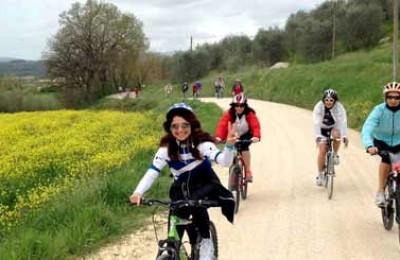 toscana in bici