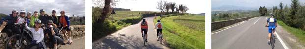 foto chianti bici