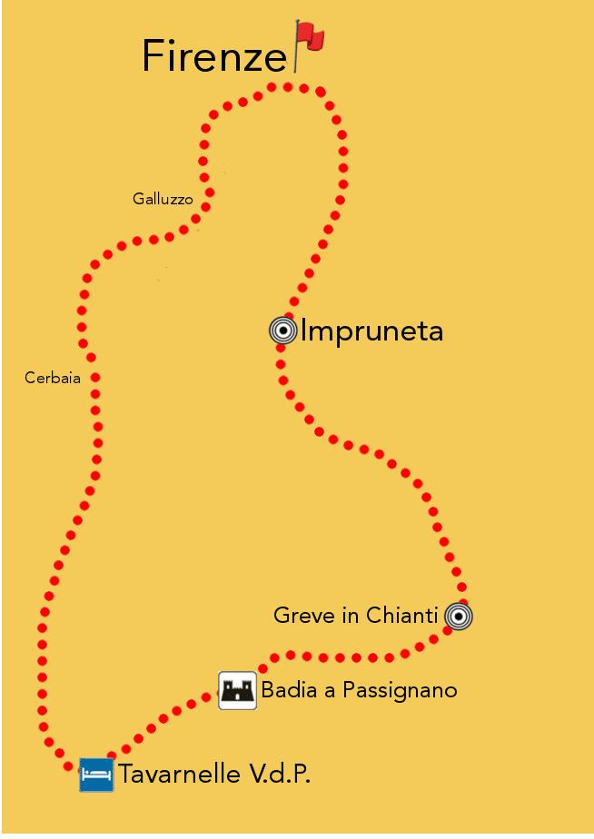 Weekend In Bici Nel Chianti Cicloturismo In Toscana