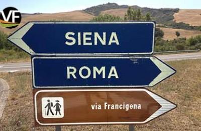 siena roma francigena