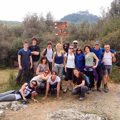 gruppo trekking castiglione