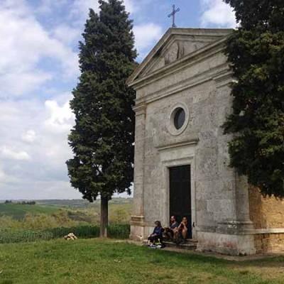 chiesa vitaleta trekking