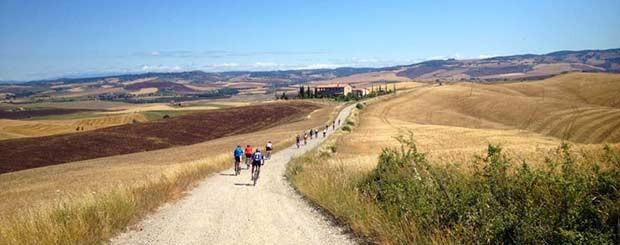 Via Francigena da la Spezia a Siena