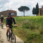 weekend bici in val dorcia