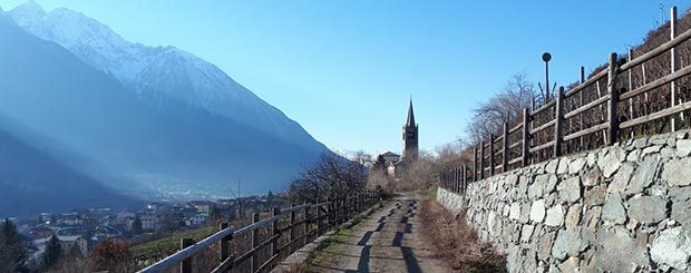 castelli valle daosta