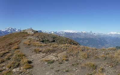 trekking valle d'aosta