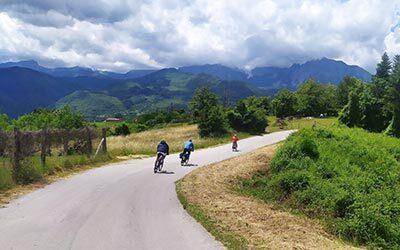 tour bici garfagnana